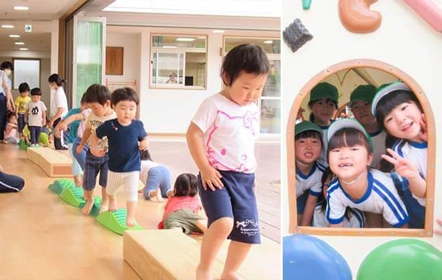 大阪府大東市の住道こども園の年間行事9月の年間予定