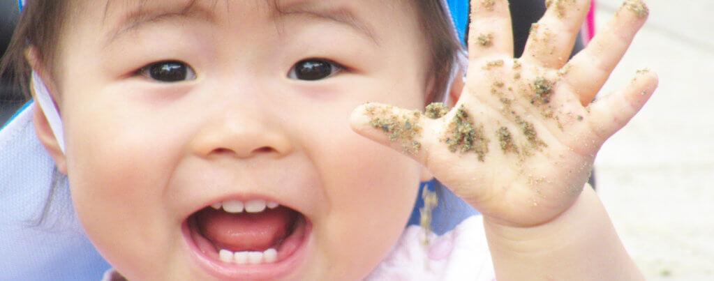 大阪府大東市の幼稚園保育園こども園の一日の活動